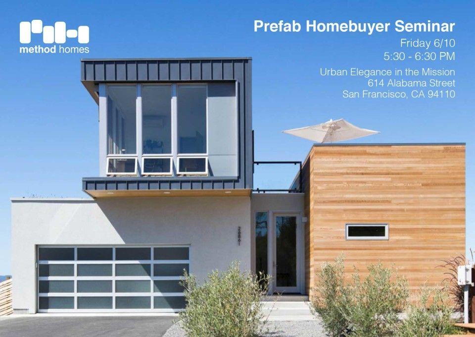 Prefab modular homes builder on the west coast method homes