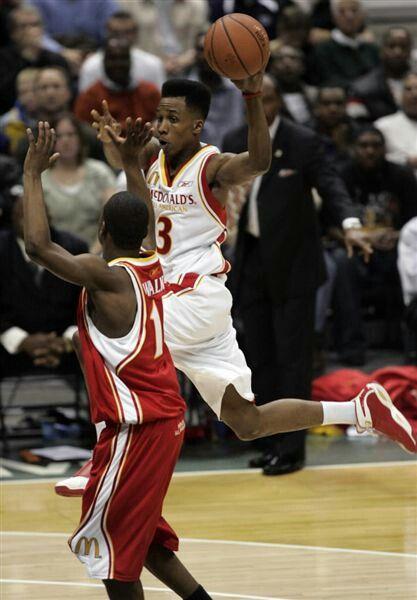 buy online 10b05 40239 Brandon Jennings - Oak Hill Academy | Basketball ...
