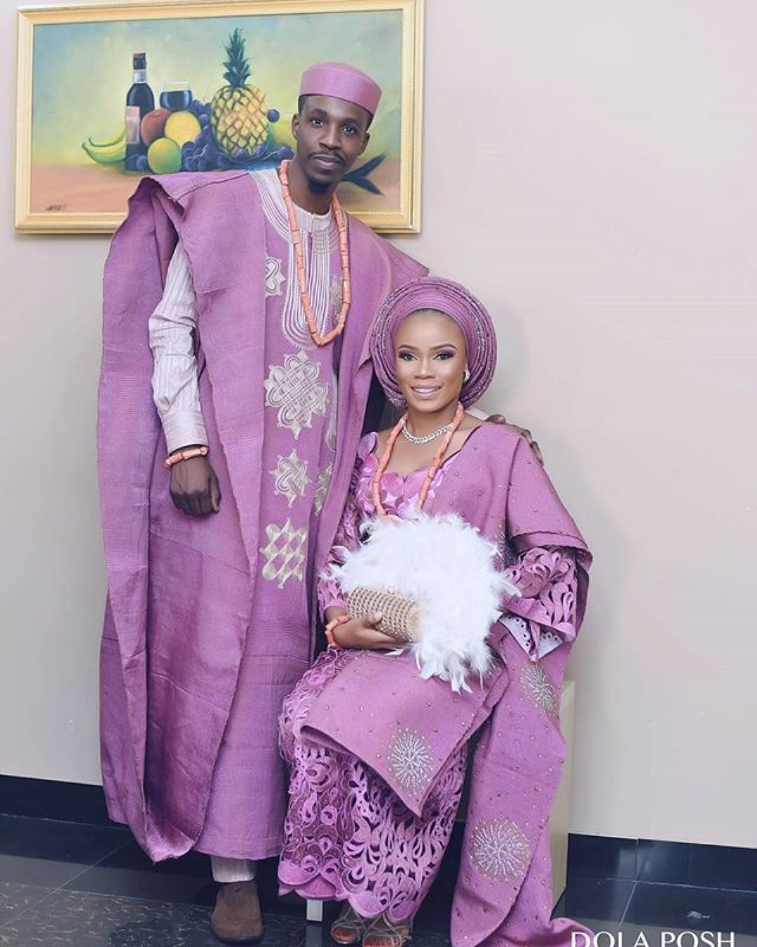 Pin de lola oluwole en African fashion   Pinterest   Vestido de gala ...