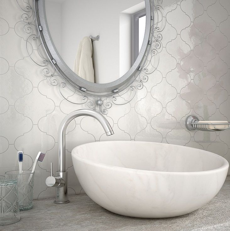 Decorative Wall Tiles For Bathroom Alhambra Wall Tile Range  Bathroom  Pinterest  Wall Tiles