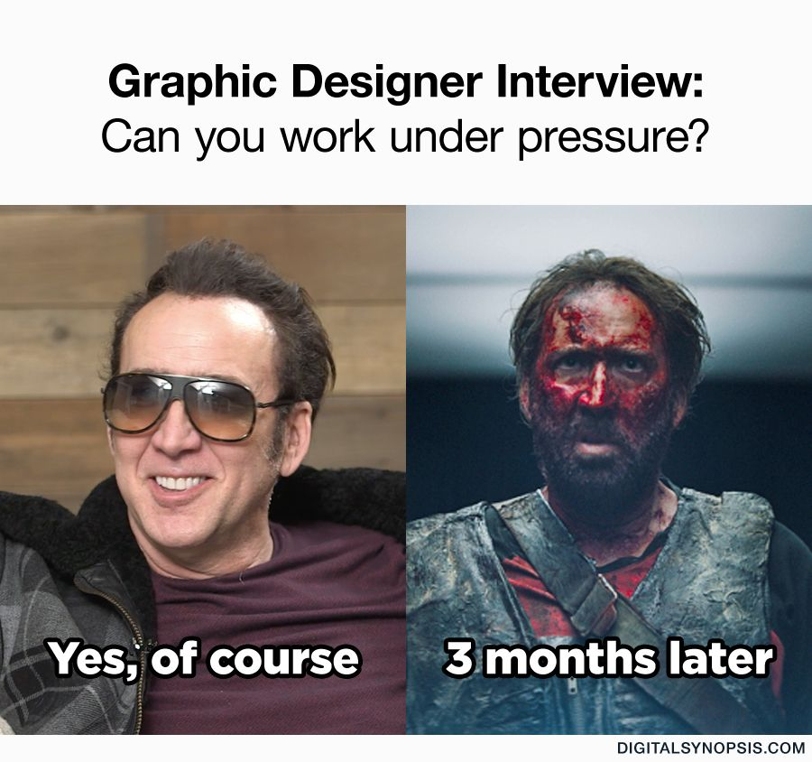 25 Memes Designers And Agencies Will Relate To Interview
