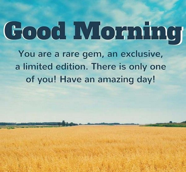 Good Morning Quotes Unique : Unique good morning quotes and wishes texts