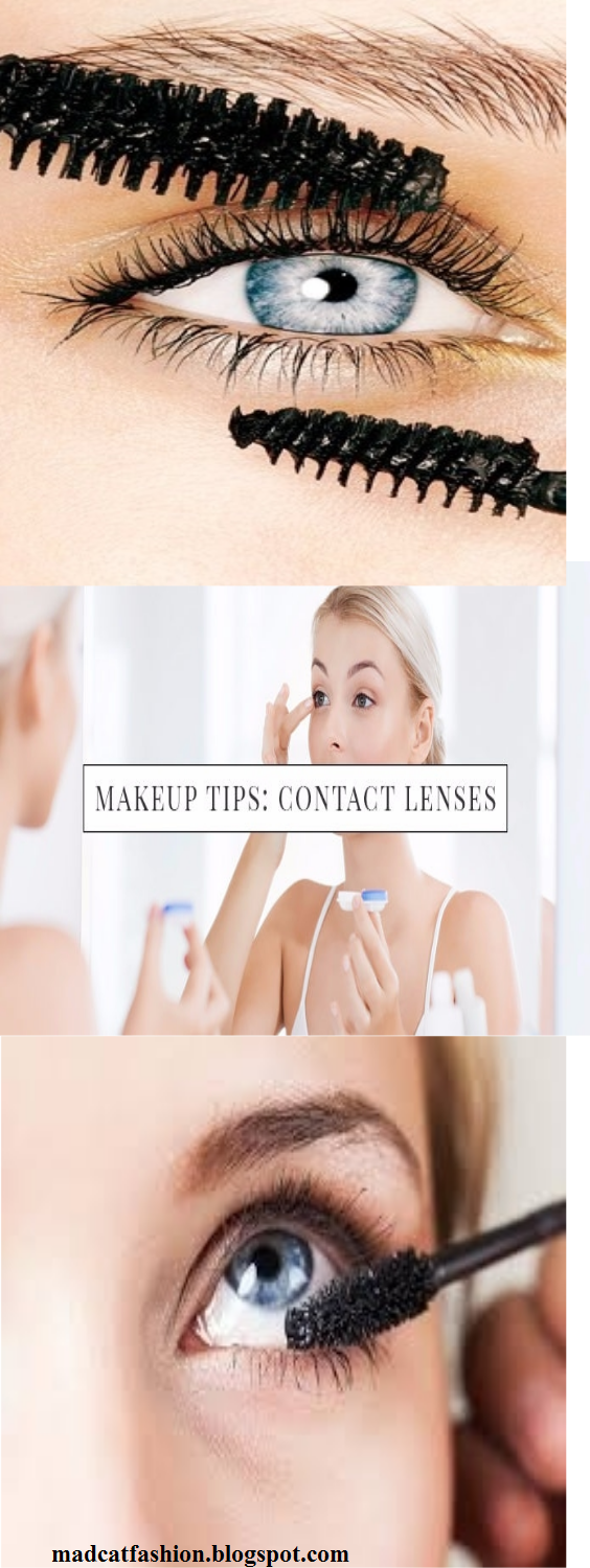 20 Makeup Tips for Contact Lens Wearers photo