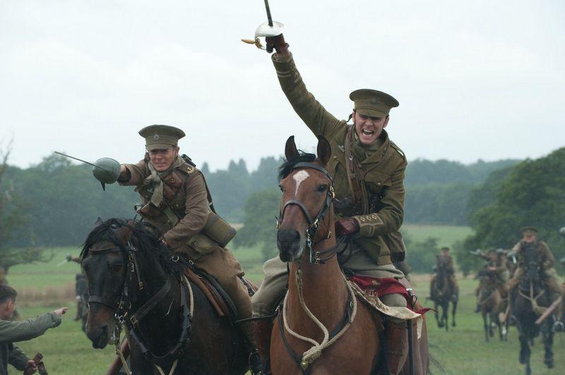 Benedict Cumberbatch War Horse Gif