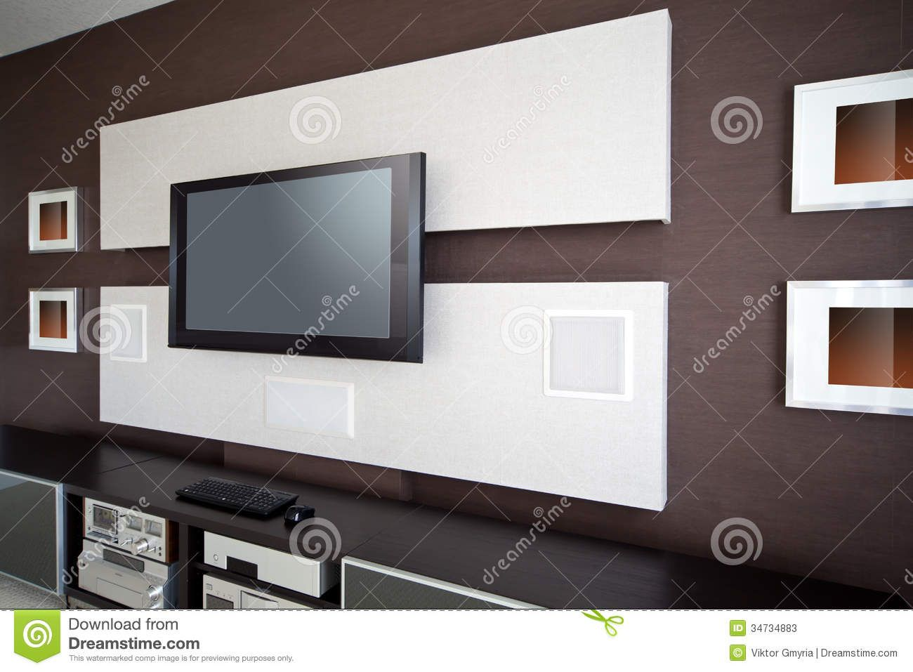modern theater room - Google Search