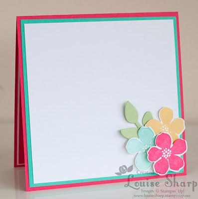 Stampin' Up! | Grand Vaction Swap | By Louise Sharp