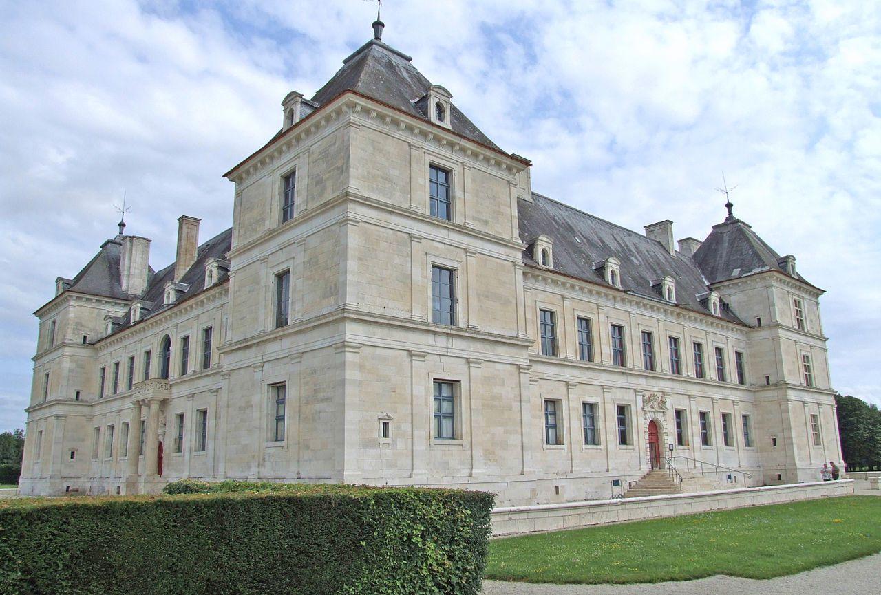 Château d'Ancy-le-Franc — Wikipédia