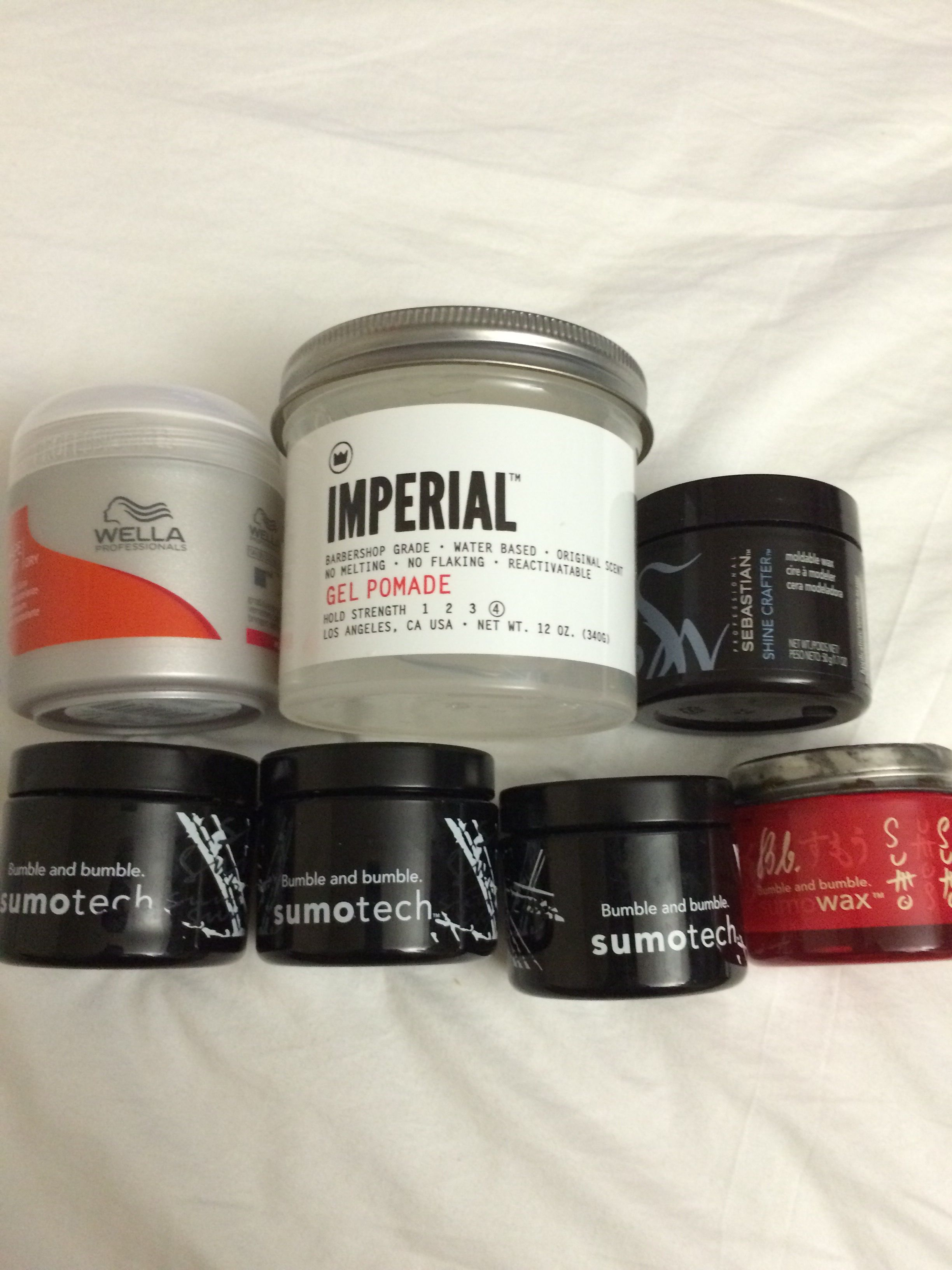 Best mens hair products sumotech imperial Cool