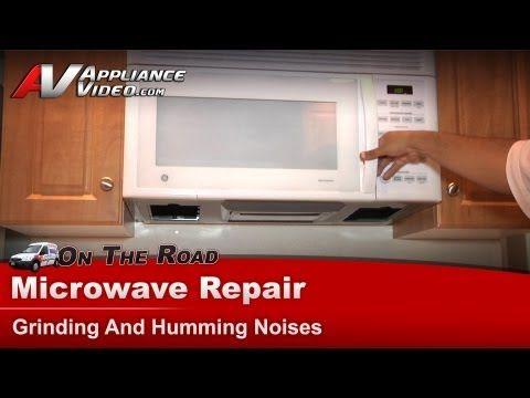 Ge Microwave Repair