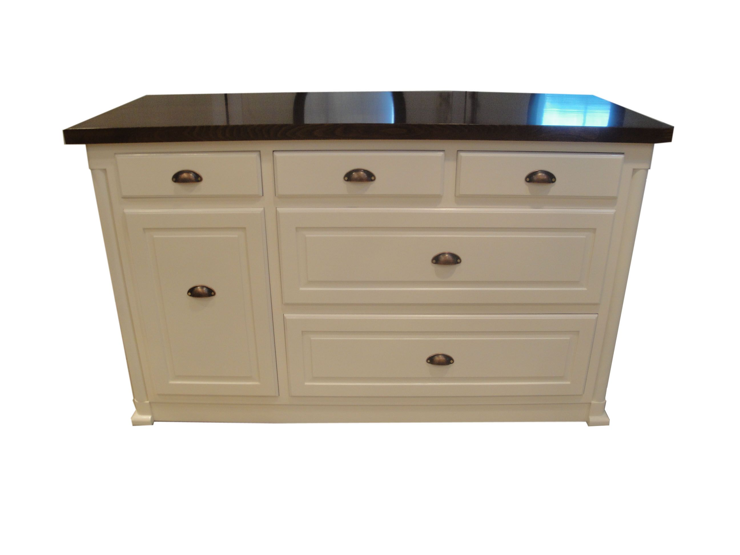 60 kitchen island renovation costs nj details about x24 cream with butcher block top