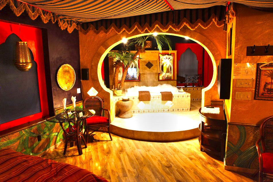 Morocco Themed Room Great Escape Themed Hotel Rooms Theme