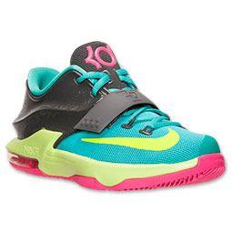 7d4c547d6cdd Boys  Grade School Nike KD 7 Basketball Shoes