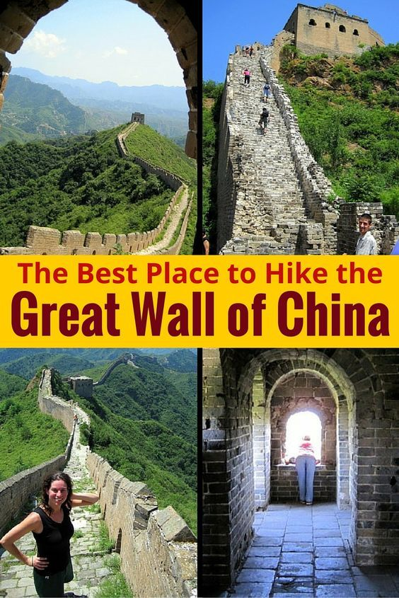 jinshanling best great wall of china hike around the on the great wall of china id=62741