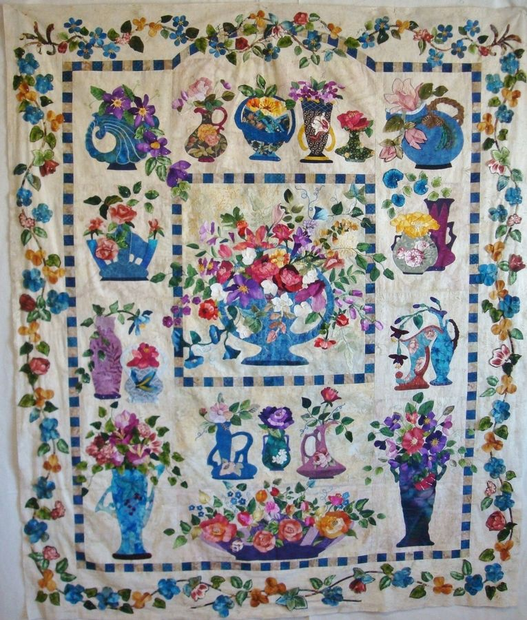 The Quilt Show With Alex Anderson And Ricky Tims Featuring