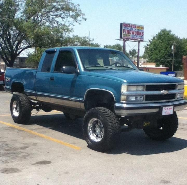 1998 chevy z71 1500 trucks and rigs pinterest lifted chevy gm trucks and silverado truck. Black Bedroom Furniture Sets. Home Design Ideas
