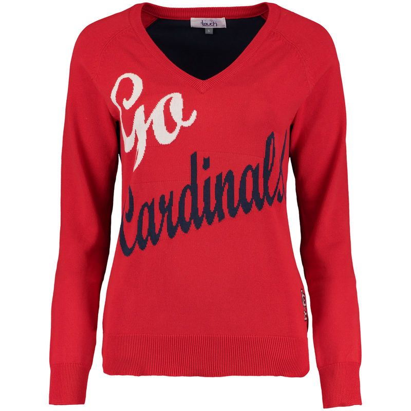 St. Louis Cardinals Touch by Alyssa Milano Women's MVP Summer ...