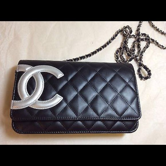 1ebaaccd5be6 Brand new Chanel WOC with silver chain Brand new WOC with classic double C  logo. Size: 8