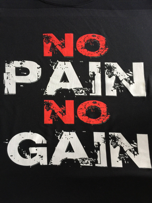 Pin On No Pain No Gain