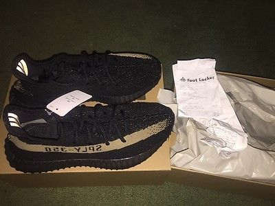 New Release Yeezy 350 v2 Black Au Authentic