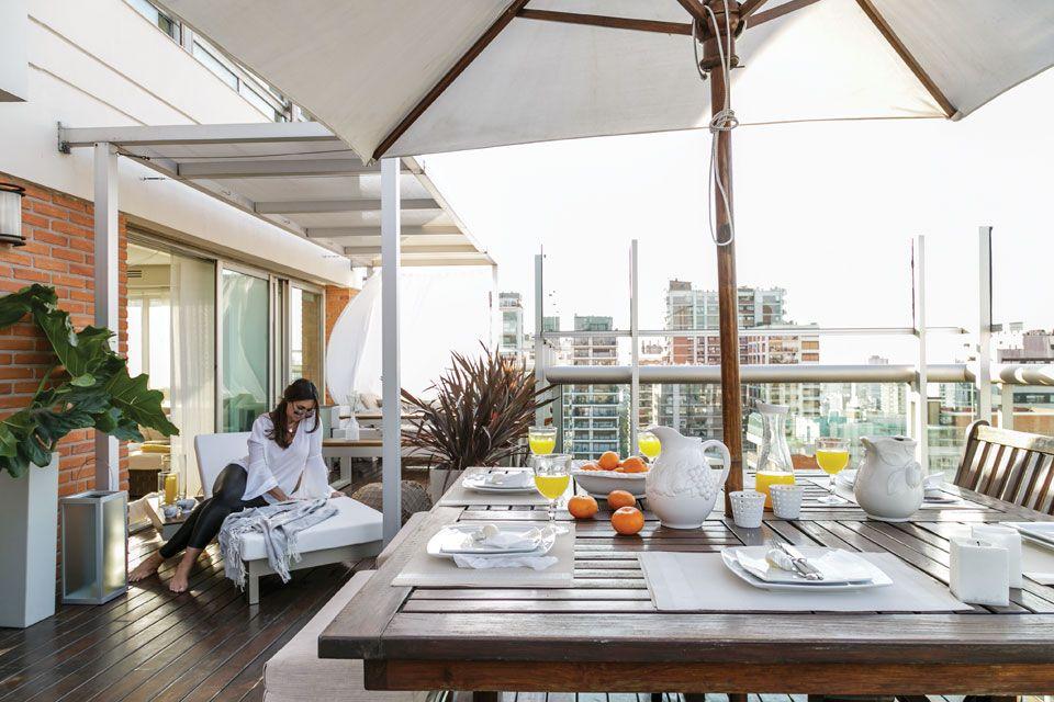 Una terraza minimalista con ideas para tener en cuenta | Terrazas ...
