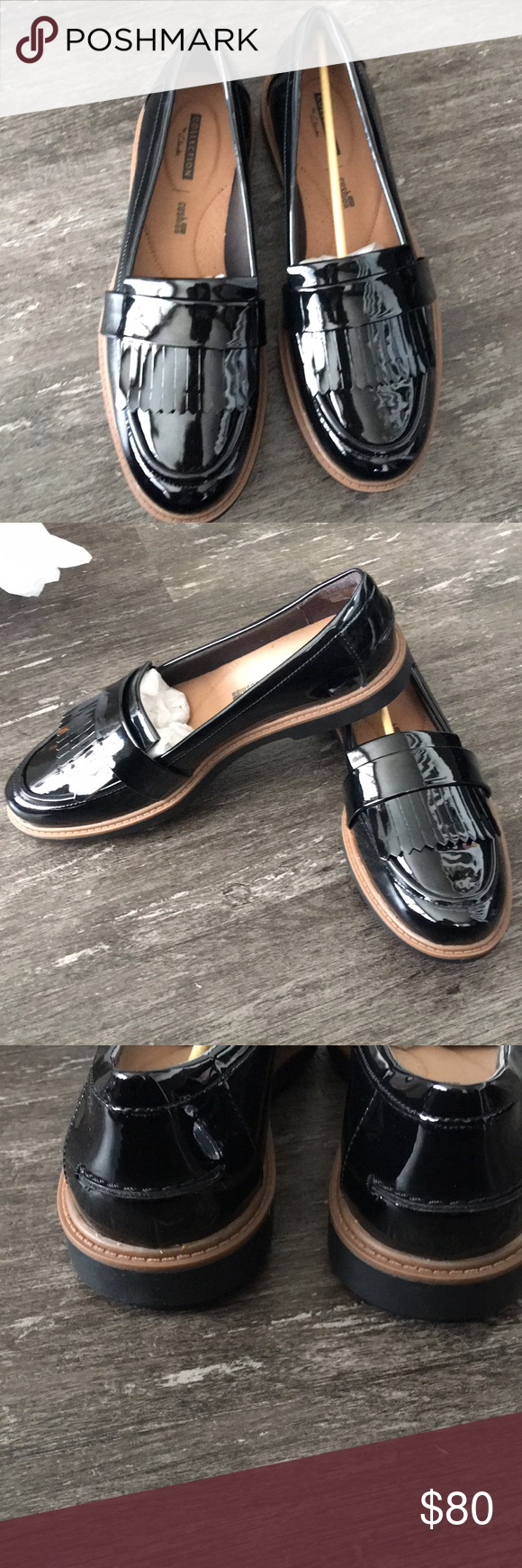 ab316a43e69 Clark s Raise Theresa loafer The Raise Theresa by Clarks Collection is  fresh take on the traditional loafer. A sleek