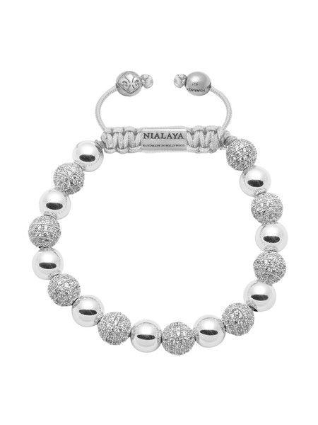 Women's CZ Diamond White - Nialaya Jewelry  - 1