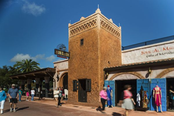 Moroccan Spice Road Table Restaurant Opens at Walt Disney World's Epcot – VIDEO Tour and Dining Review