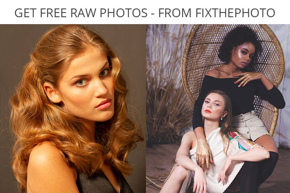 Raw image download