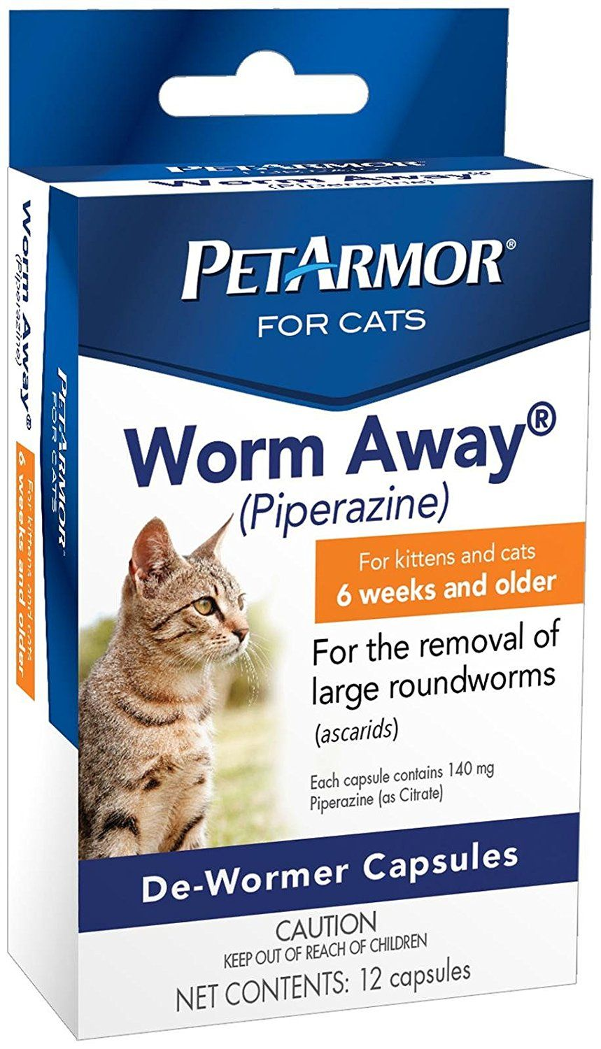 Petarmor wormaway for cats 12 ct for more information