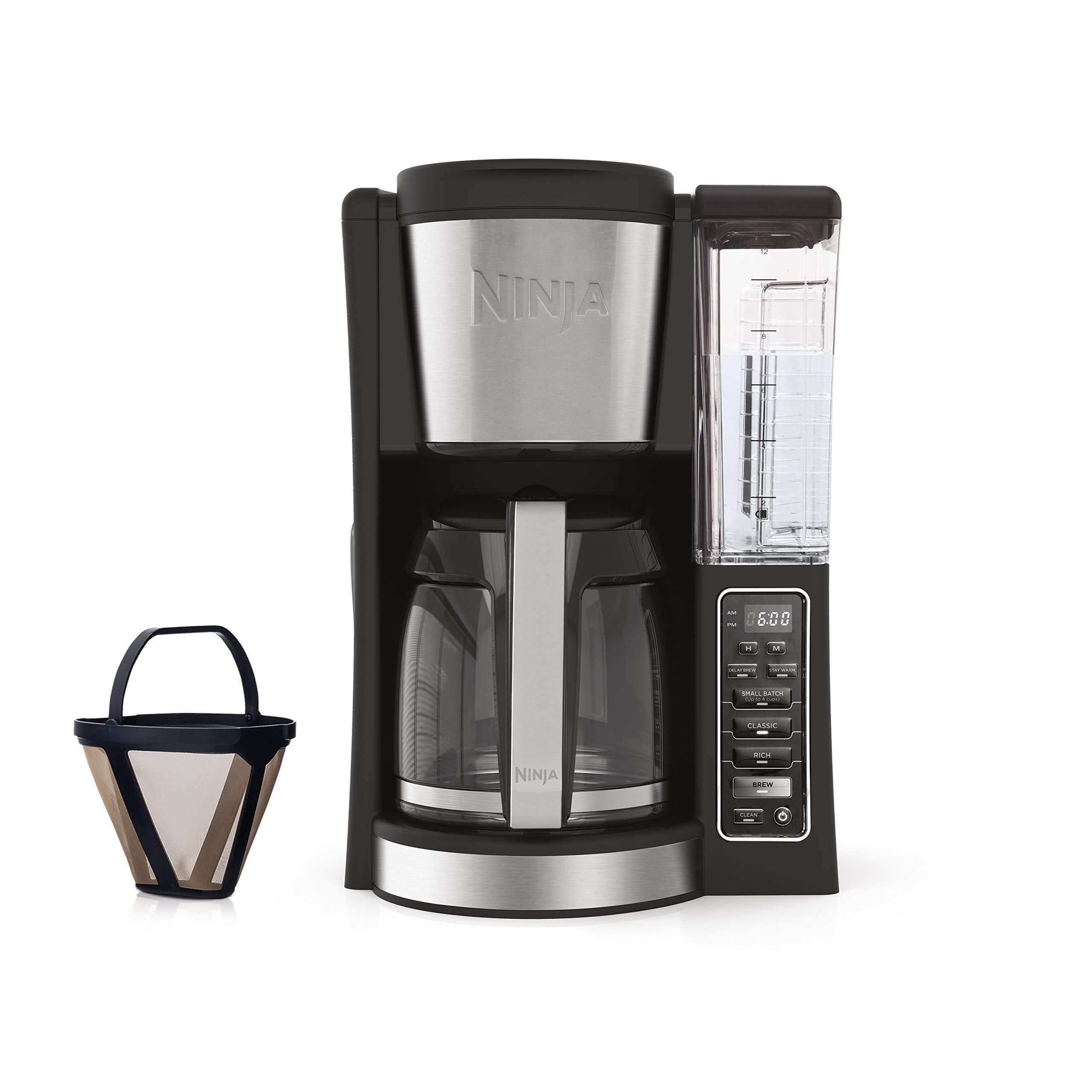 Ninja 12Cup Programmable Coffee Maker with Classic and
