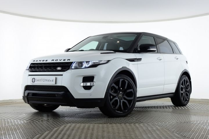 Used Land Rover Range Rover Evoque Sd4 Dynamic 5 Door Overfinch Gts White For Sale Essex Sp63vrv Range Rover Evoque Luxury Cars Range Rover Used Range Rover