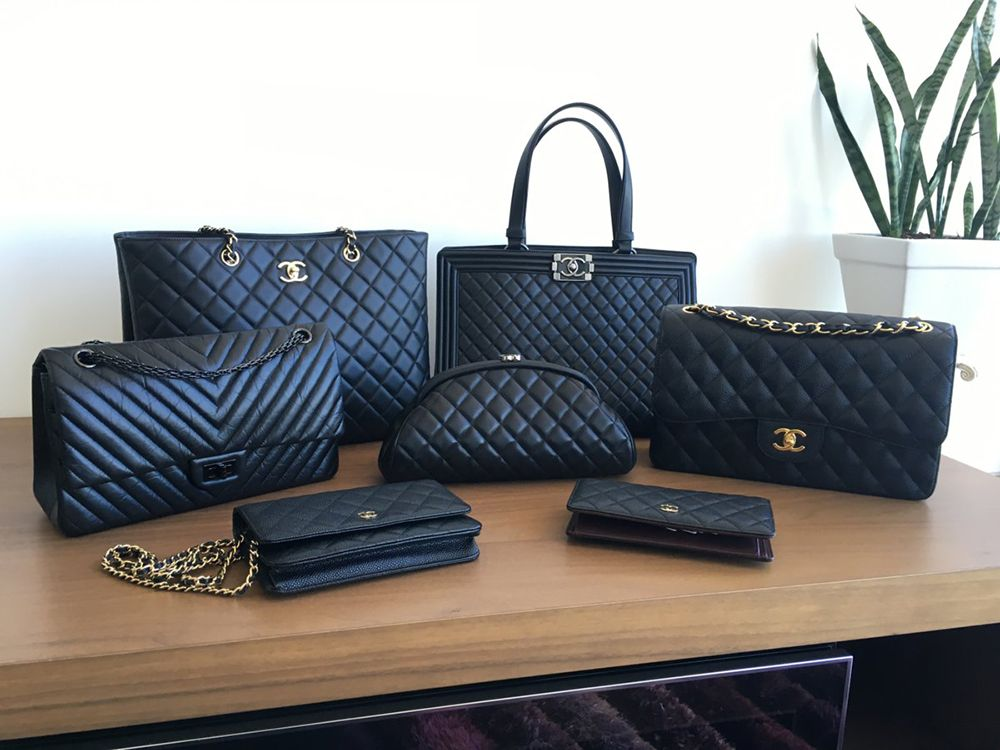 3eefe5ace One Big Happy Family: Check Out Our PurseForum Members' Epic Chanel Family  Bag Portraits