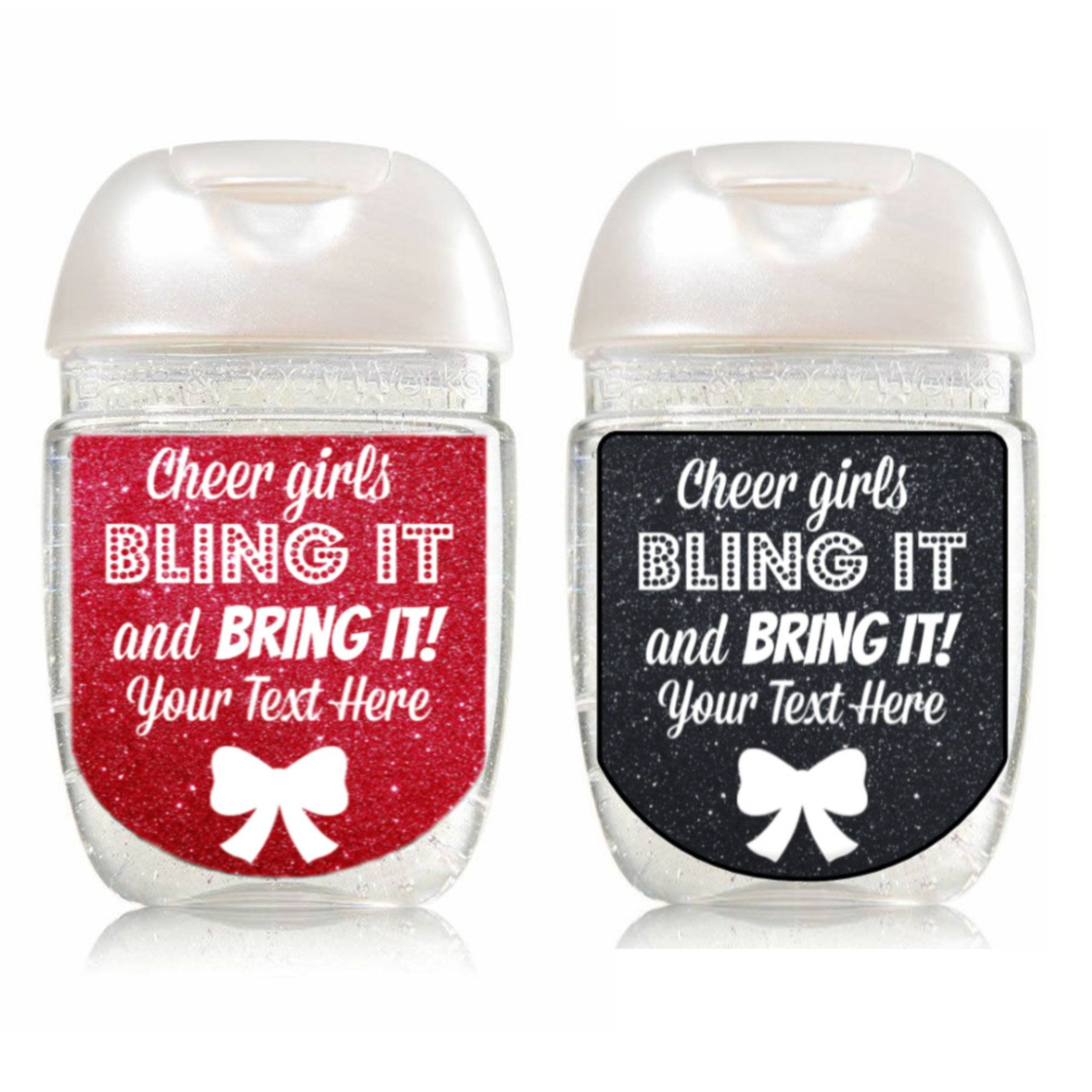 Instant Download Cheer Stickers Favor Tags Team Gift Printable Cheerleading Gift Nail the Competition DIY Cheerleading Gifts