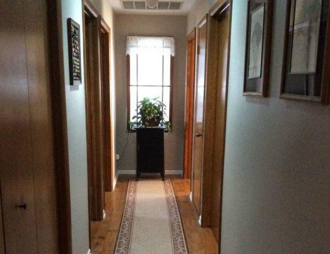 Foyer Hallway Kit : Genius the easy cure for every dark hallway