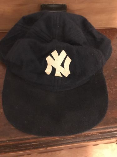 d5bb7af74 Vintage New York Yankees Redman Tobacco Hat 1950's rare baseball cap  collector please retweet
