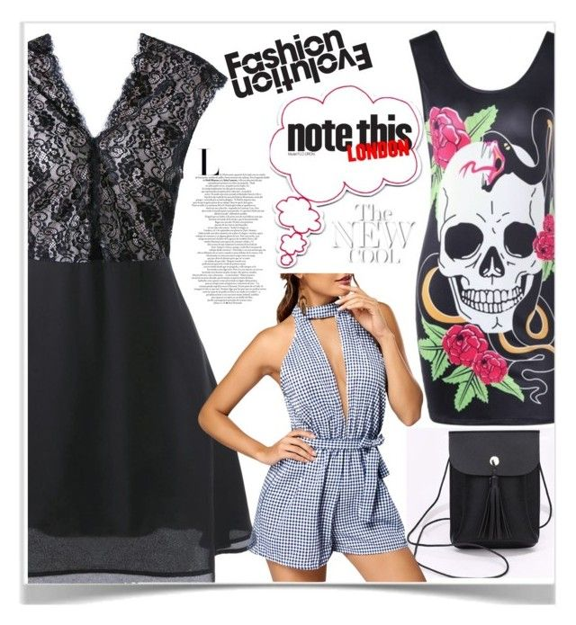 """Fashion Evolution"" by kiveric-damira ❤ liked on Polyvore"