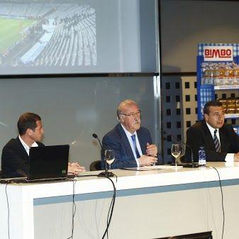 El Seleccionador Nacional, durante la convención de la firma patrocinadora de la RFEF. Toda la info en www.rfef.es