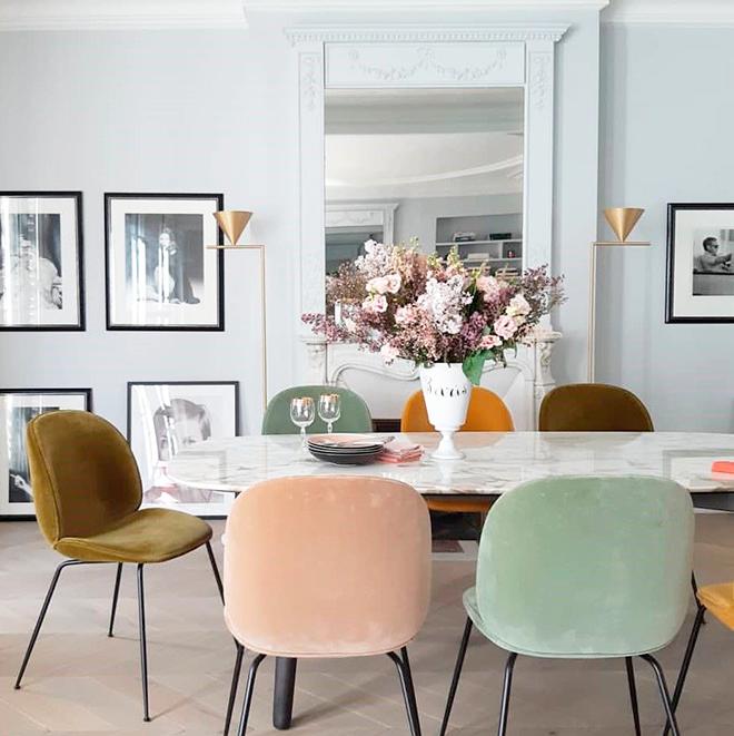 sillas d comedor colores