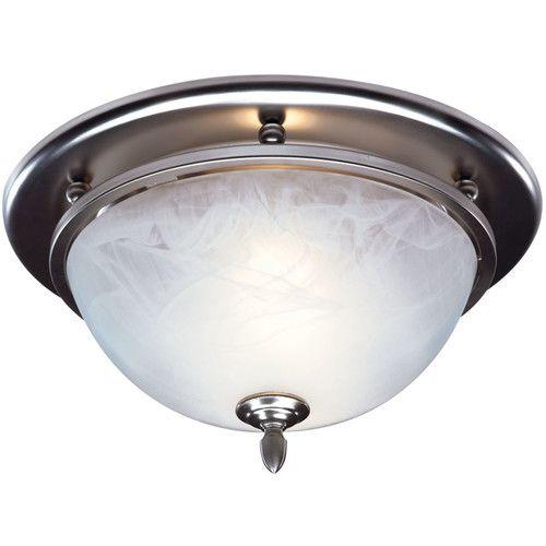 Broan 70 CFM Exhaust Bathroom Fan and Light $153