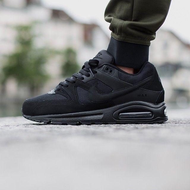 sports shoes d5d4a 1cd1f air max command triple black