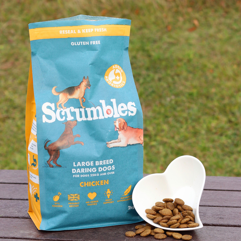 Scrumbles Dog Food Dog Food Recipes Dog Food Reviews Food