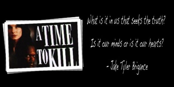 A Time To Kill By John Grisham Favourite Book Quotes Dialogues