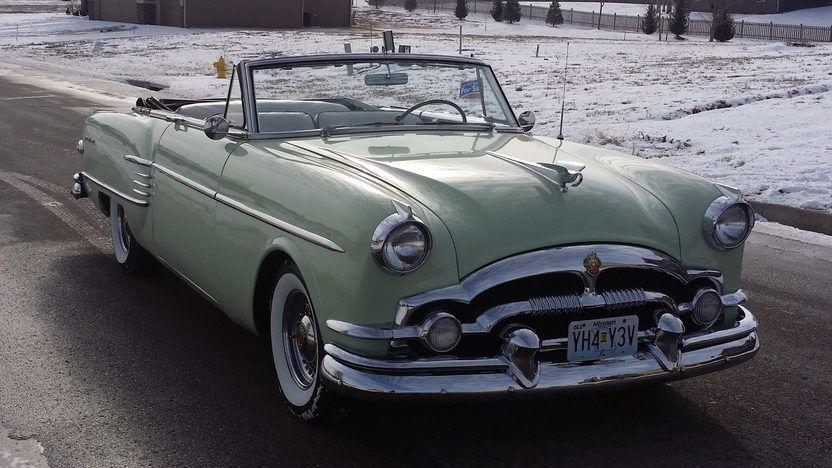 1954 Packard  Convertible | T146 | Dallas 2015 | Mecum Auctions