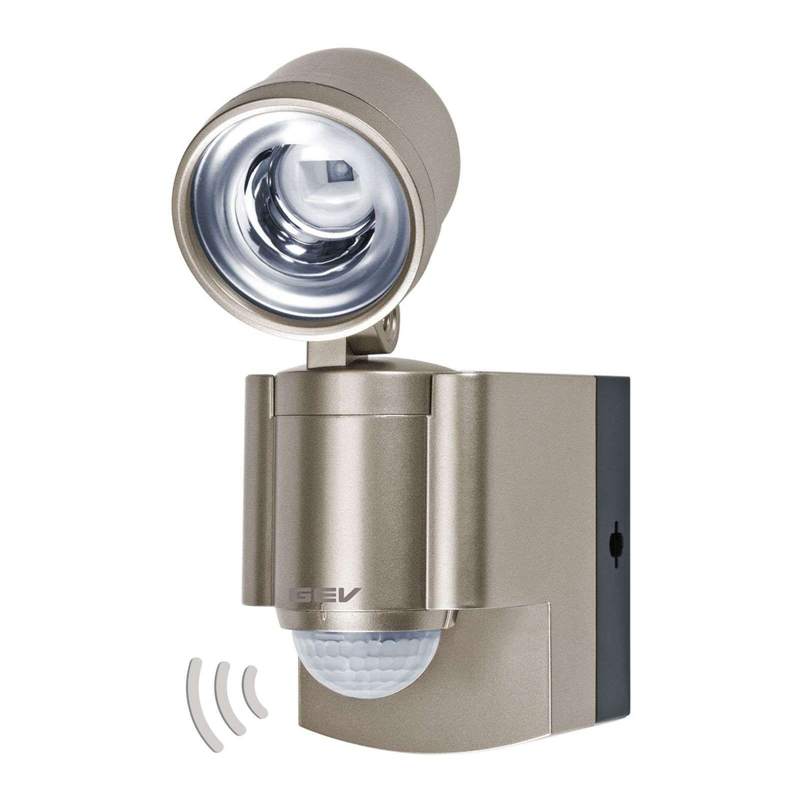 Led Spot Lll 140 M Bew Batterij Aandrijving Detecteur De Mouvement Led Projecteur Led Exterieur