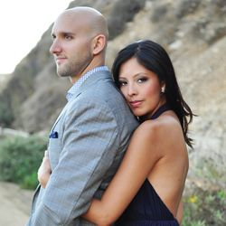 Stunning Palos Verdes engagement session photographed by Sincerely, A. Photography.