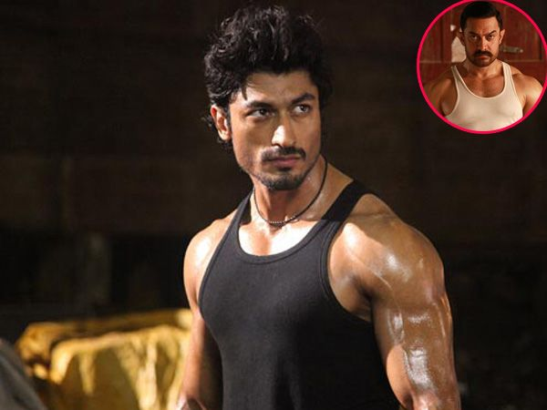 Vidyut Jammwal Has An Interesting Take On Aamir Khans Drastic