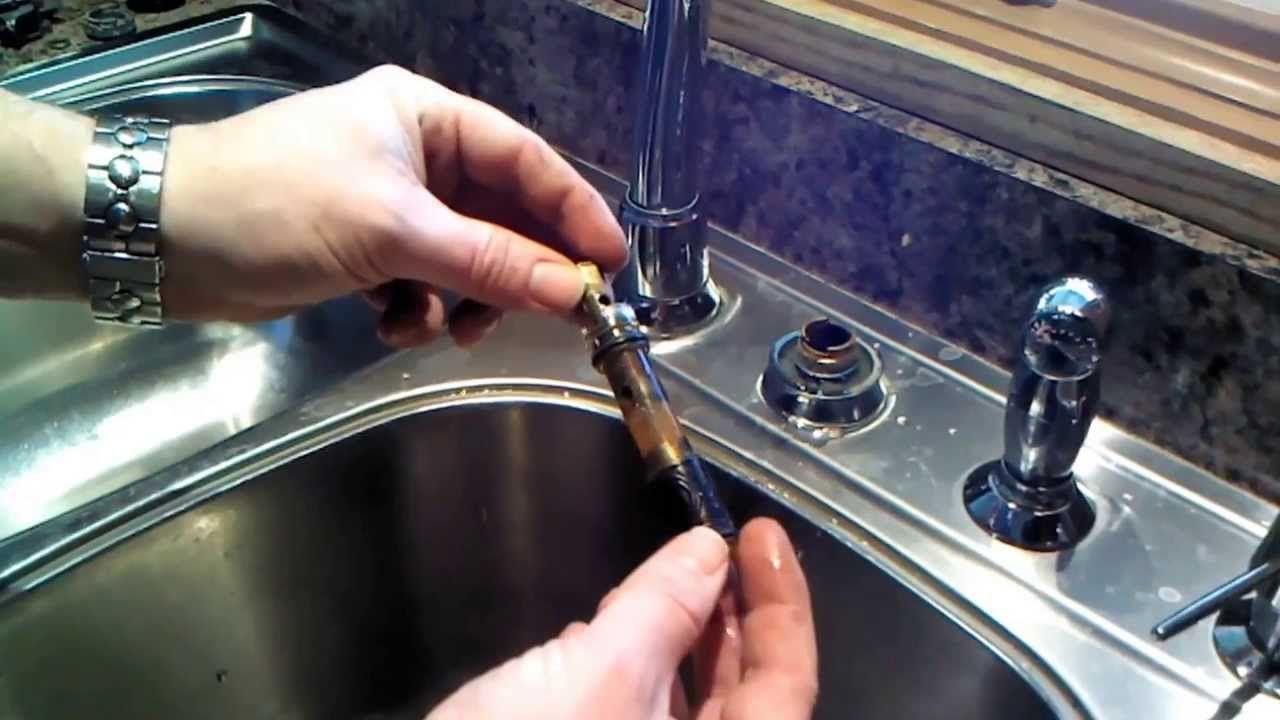 moen kitchen faucet 1225 cartridge