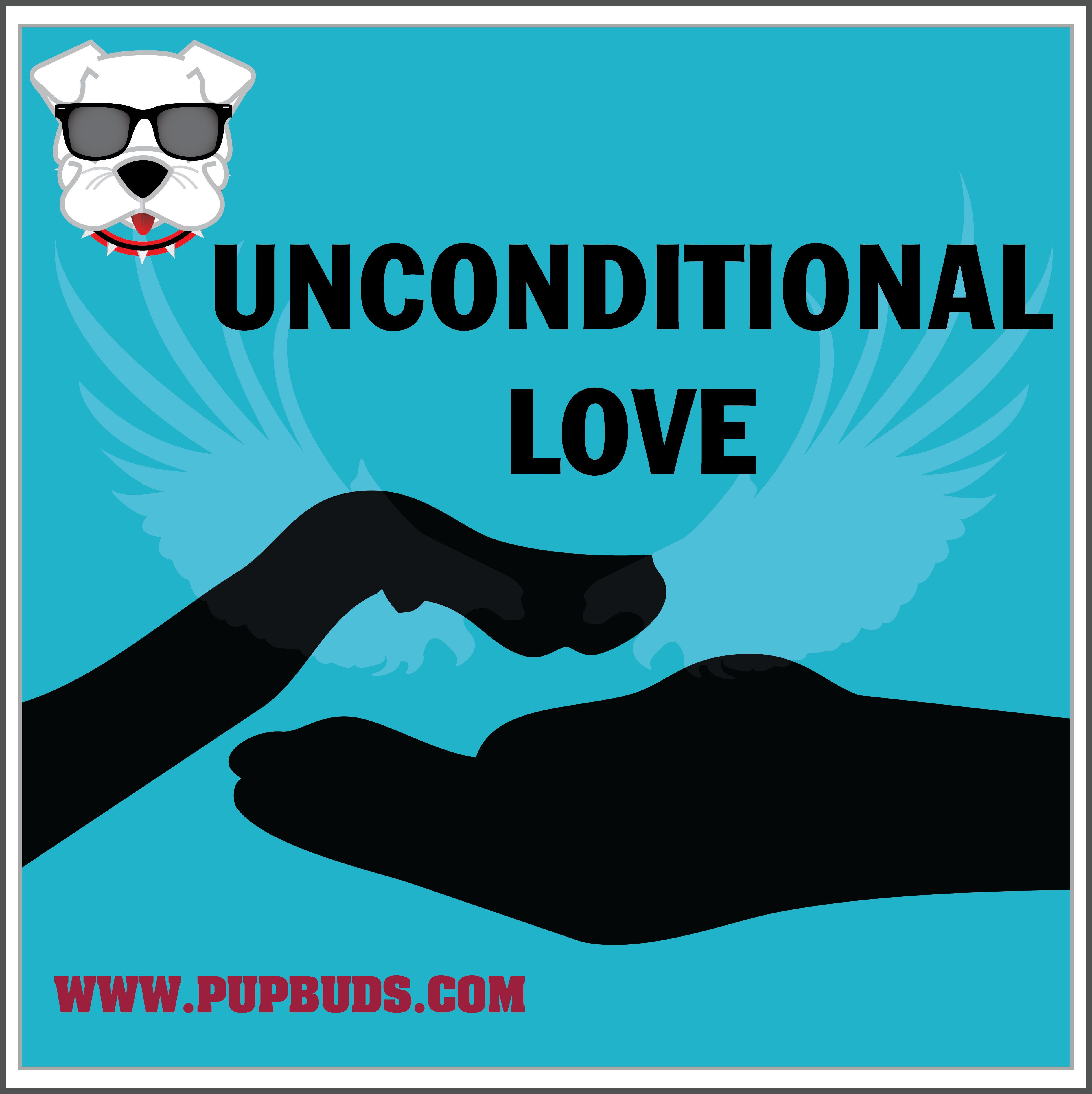 UNCONDITIONAL LOVE    Re-pin if you LIKE this