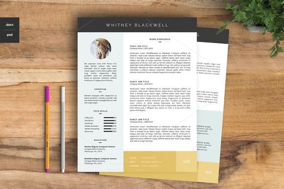 check out resume template
