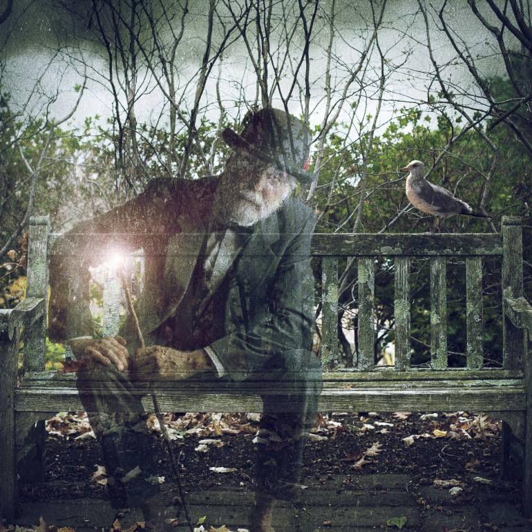 "Saatchi Art Artist Michael Bilotta; Photography, ""The Art Of Impermanence Limited Edition (1 of 20) 14 x 14"" #art"